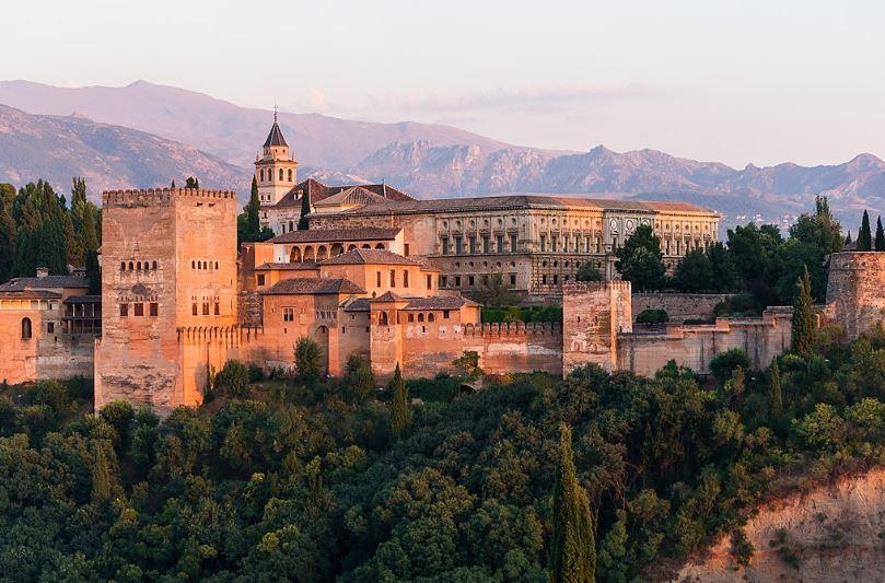 Historia de la Alhambra