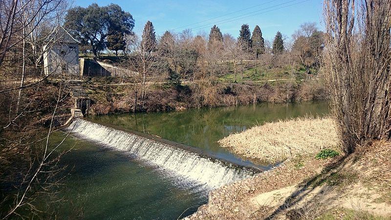 Río_Manzanares_a_su_paso_por_El_Pardo