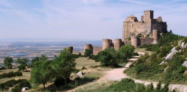 Castillo de Laorre