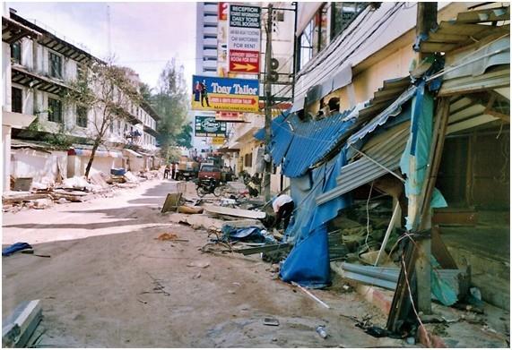 consecuencias tsunami