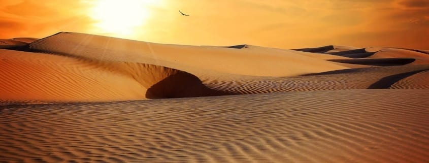 desierto dunas