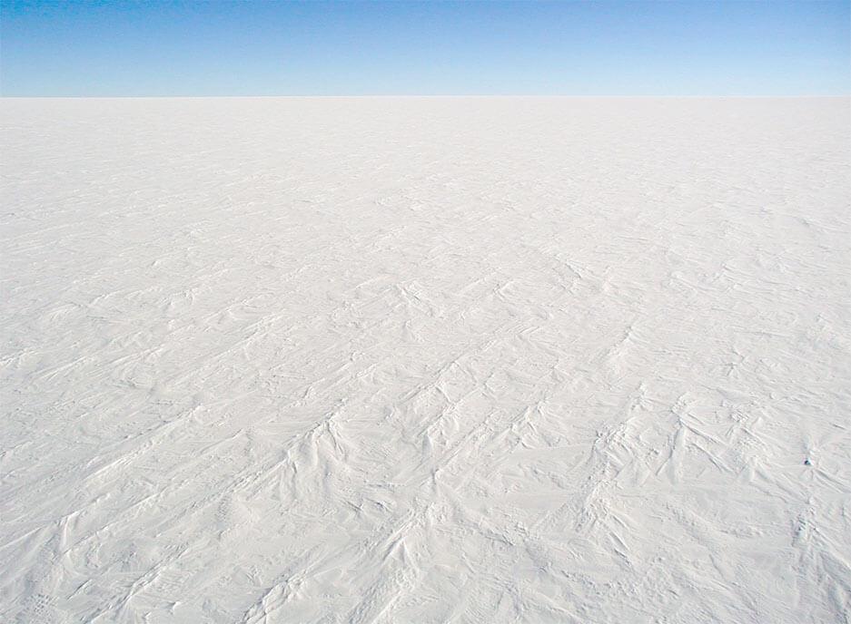 desierto polar artico