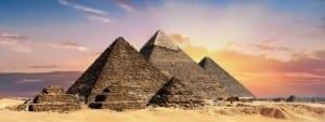 Cómo se construyeron las pirámides de Egipto