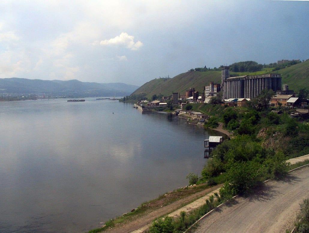 rio yenisei