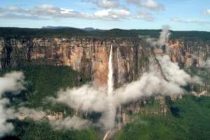 Las cataratas más altas del mundo