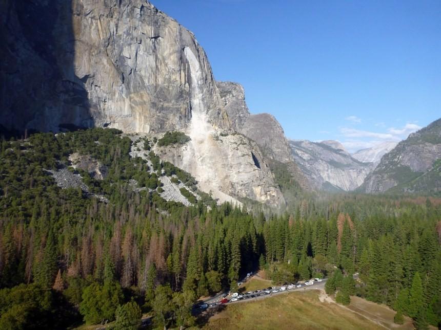 Yosemite Falls - Cataratas de Yosemite