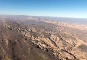 La falla de San Andrés: Longitud y terremotos