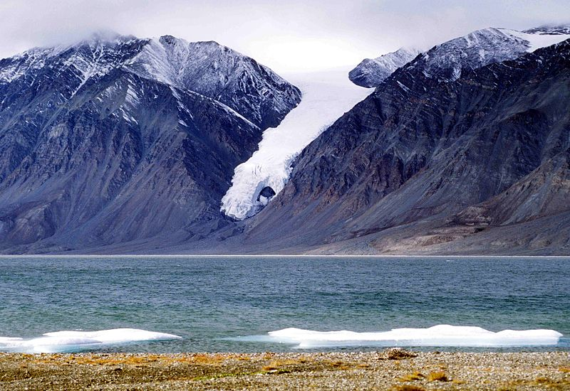 Isla de Ellesmere