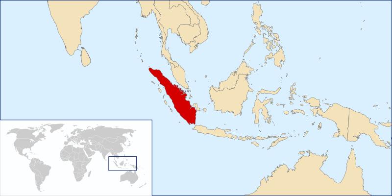 Isla de Sumatra
