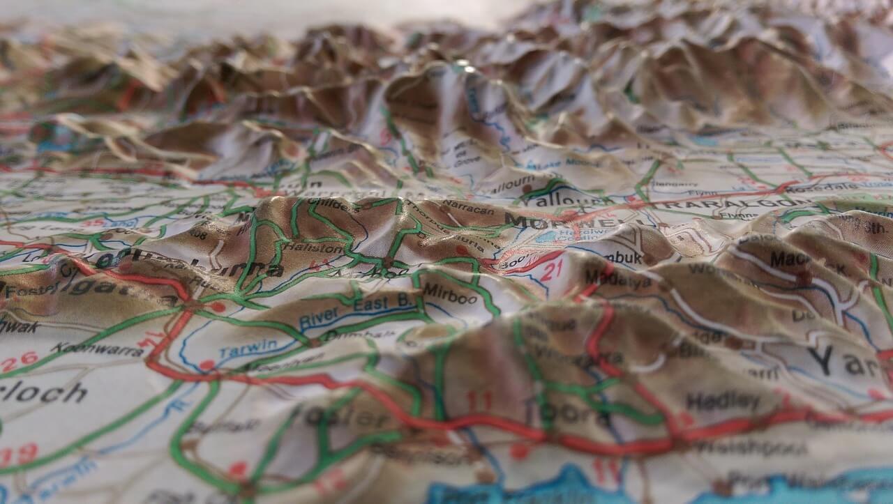 ¿Qué es la cartografía? Características y evolución