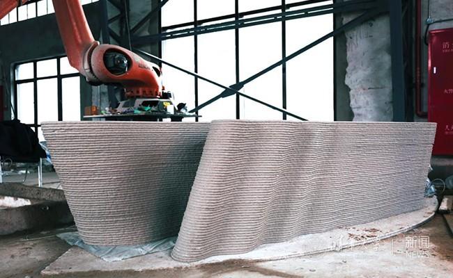 Material Puente 3D impreso