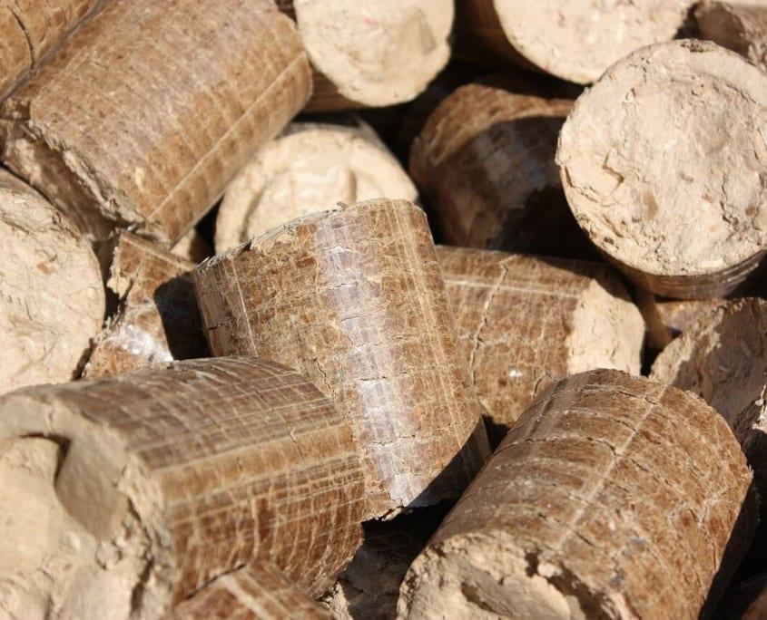 pellets caldera biomasa