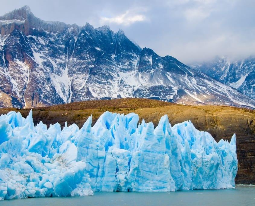 glaciar chile