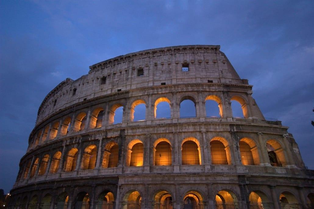 El Coliseo De Roma Cómo Y Cuándo Se Construyó Ingeoexpert