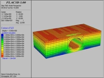 Curso de introducción a la modelización con FLAC3D
