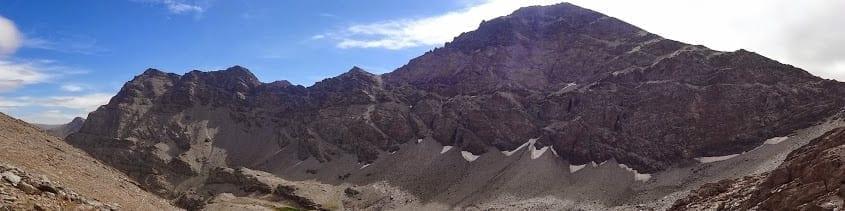 Mulhacen Montañas más altas de España