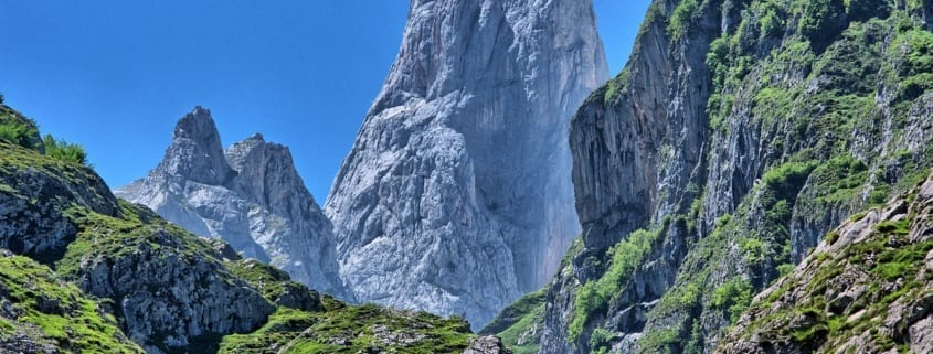 Las montañas más altas de España