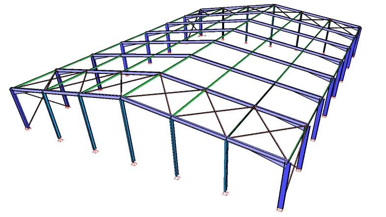 Curso b sico de dise o y c lculo de estructuras de acero y for Curso arquitectura software