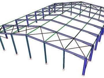 Curso básico de diseño y cálculo de estructuras de acero y conexiones con Diamonds