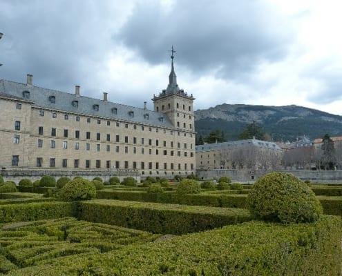 Exterior Monasterio del Escorial