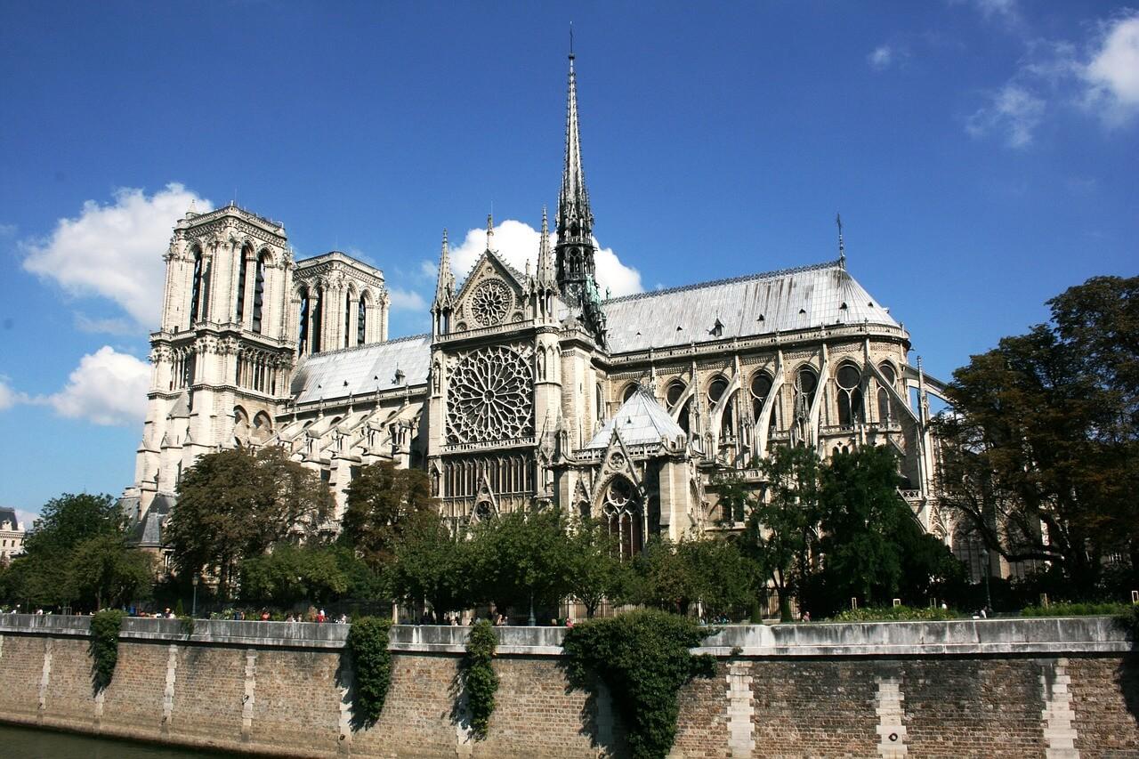 Las catedrales más grandes y bonitas de Europa