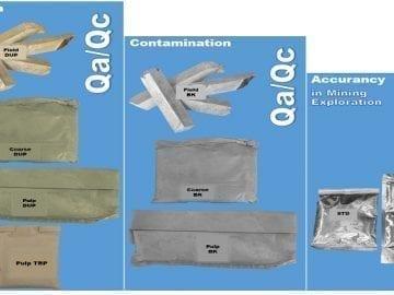 Aseguramiento y control de calidad (QA/QC) en la exploración minera