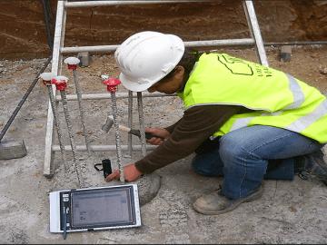 Curso de ensayos y pruebas de pilotes y cimentaciones profundas