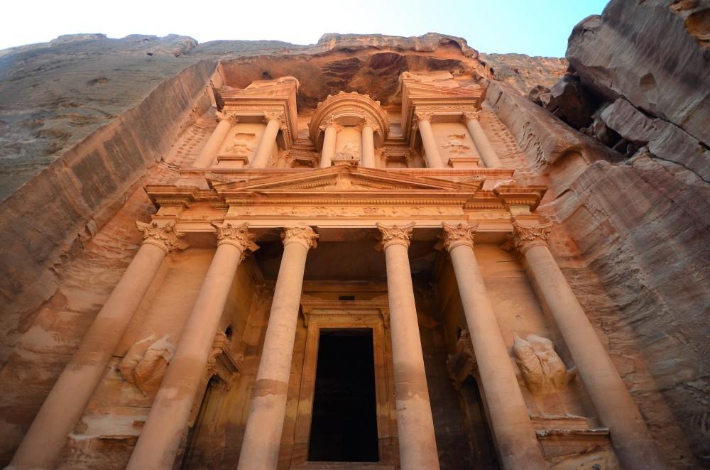 La ciudad de Petra: cómo y cuándo se construyó