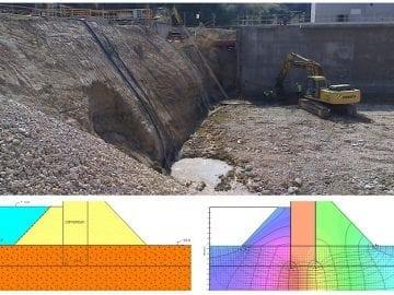 Curso de redes de filtración en el terreno: introducción a la modelización con SEEP/W