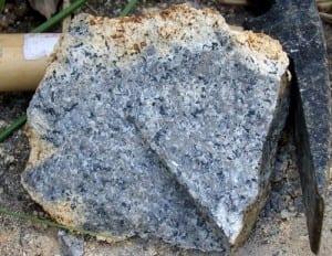 Sienita - roca plutónica