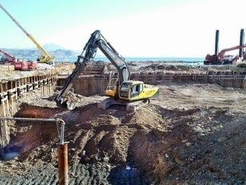 Curso de Procedimientos de contención y control del agua subterránea en obras de Ingeniería Civil y Edificación
