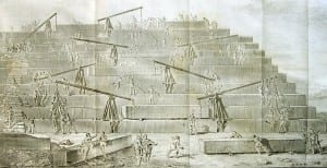 Construccion egipcia