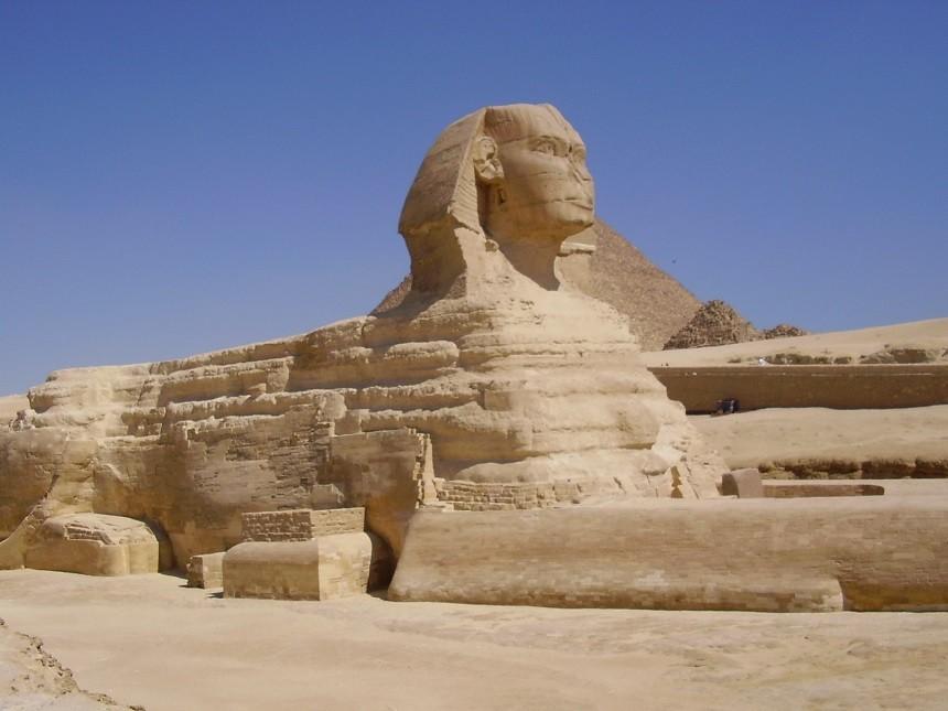 La Gran Esfinge de Giza: ¿cuándo y cómo se construyó?