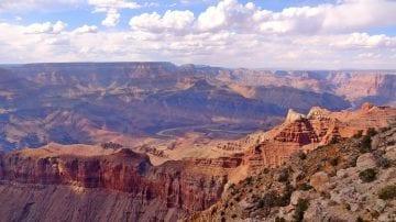 El Gran Cañón del Colorado ¿cómo se formó?