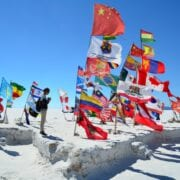 Salar de Uyuni: el desierto de sal de Bolivia