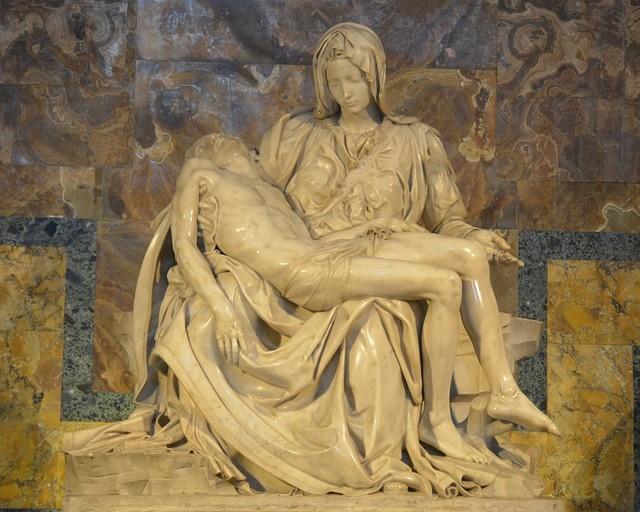 la piedad basilica de san pedro